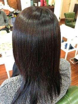 スイッチスタイル(SWITCHSTYLE)の写真/ずっとカラーを楽しみたい…。そんなあなたにオススメ!ノンジアミンなので髪にも頭皮にも優しいカラーです!