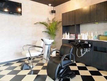 ヘアーデザイン ジーナ(Hair Design Gina)の写真/《Hair Design Gina》ではお客様との出会いを大切にしています☆髪のお悩みなどお気軽にご相談ください♪
