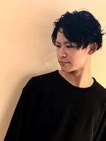 メンズヘアースパイス ユメサキ(Men's Hair SPICE -yumesaki-)スパイラルマッシュ
