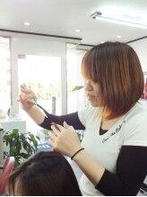 ヘアブース ドール(Hair Booth. DOLL)YUKIE 名