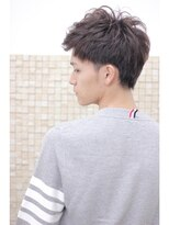 【銀座 HAIR DERA'S】カジュアルx刈り上げxショート