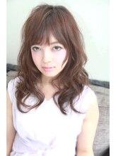 オズ ヘアーアンドトータルビューティー(OZ hair&total beauty)ロマンスフェミニンセミディ hair produce by ozy☆