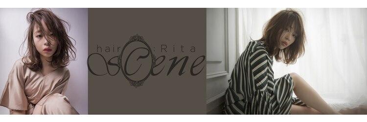 シーン リタ(sCene Rita)のサロンヘッダー