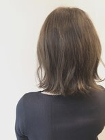 ヘアサロン ロータス(Hair Salon Lotus)Hair salon Lotus ゆる外ハネ グレージュカラー