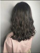 ソース ヘア アトリエ 京橋(Source hair atelier)【SOURCE】ビターグレージュ