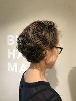 ビスヘアアンドメイク(BIS hair&make)ショートボブパーマ