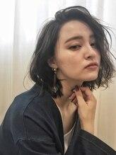 ディフィー 梅田(Defi)抜け感可愛いフレンチボブ☆