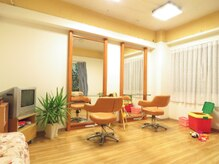 美容室サラサ 白石店の雰囲気(キッズルームもあります。)
