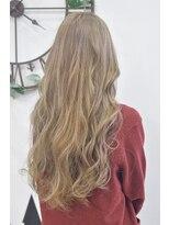ヘアーサロン エール 原宿(hair salon ailes)(ailes 原宿)style407 ミルキーベージュ