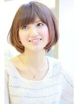 リル ヘアーデザイン(Rire hair design)【Rire-リル銀座-】誰でも似合う☆ショートボブ