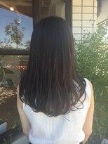 髪質改善ストレートエステ【艶髪最高級。たっぷりの栄養と共に】
