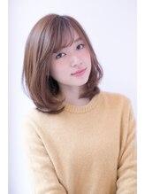 テンバイシオミエイチ(10 by shiomi H)ゆるふわ大人可愛いナチュラルマッシュフェアリーボブ