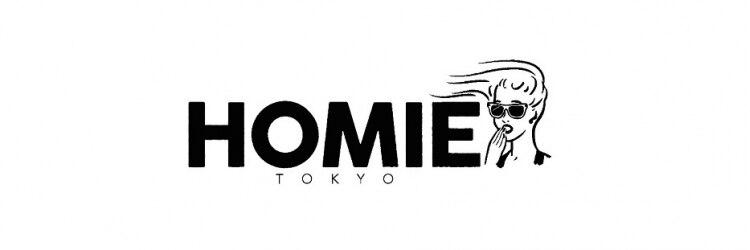 ホーミートウキョウ(HOMIE TOKYO)のサロンヘッダー
