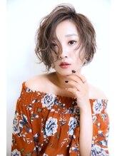 ウィル 魚住店(WILL)【WILL.薮木】モテ髪×グランジヘア