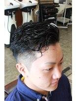 ディスパッチヘアー 甲子園店(DISPATCH HAIR)宮城リョータをシンサイ刈りver.
