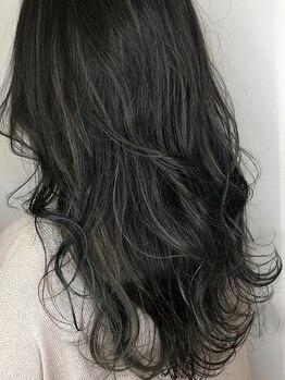 グランジュテ ヘアアンドスパ 新検見川(GRAND JETE Hair&Spa)の写真/話題の【アディクシー】赤みを消し、柔らかな質感&透明感を再現!時間が経っても赤みが出にくいのも◎