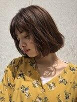 ガーデン ハラジュク(GARDEN harajuku)【鈴木ゆうすけ】風に揺らぐボブ