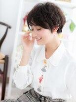 マカロン 郡山駅前店(macaron)【macaron】オフィスカジュアル☆ショート