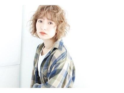ラボヌールヘアーアドレ 池袋東口店(La Bonheur hair adorer)の写真