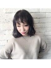 トリプルエイチ(HHH for hair)黒髪だけど透明感☆人気のシースルーブラック