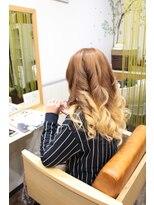 ヘアーサロン リンカ(Hair Salon Rinka)透明感重視☆明るめグラデーションカラー☆彡