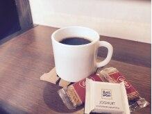 メリーサッポロ(merry sapporo)の雰囲気(淹れたてのコーヒーをご用意しております。)
