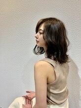 ユナイテッドピース オオテマチ(United Peace OTEMACHI)大人キレイ☆ツヤ髪ミディアムボブ