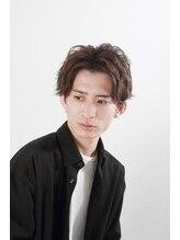 モッズヘア 藤岡店(mod's hair)メンズパーマスタイル