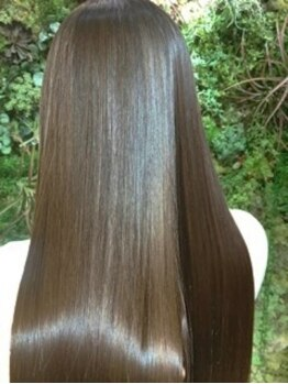 ハブ ヘアー(HUB hair)の写真/【くせ・うねり・広がり・パサつき・ダメージ】考えられるだけの髪の悩みを解決☆人生が変わります♪