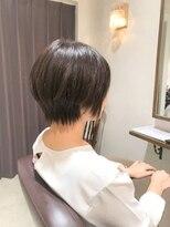 スッキリさっぱりショート 【ARCH】片山雄
