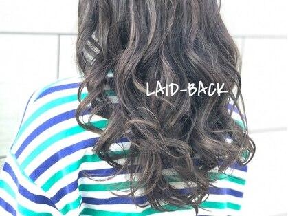 レイドバック(LAID-BACK)の写真