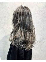 アルマヘア(Alma hair)コントラスト☆ハイライト