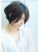リル ヘアーデザイン(Rire hair design)【Rire-リル銀座-】美シルエット♪ショートボブ