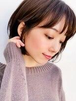 ジョエミバイアンアミ(joemi by Un ami)【joemi】収まりのいい大人ボブスタイル(小倉太郎)