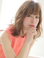 ショコラナンバ(Chocolat NAMBA)ミセス人気No.1☆とろみ透け感アッシュ☆エレガントミディアム