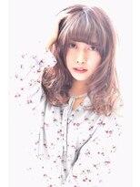 ヘアーサロン エール 原宿(hair salon ailes)(ailes原宿)style52 ワイドバング★ハニーヘア