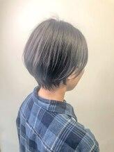 デイジーヘアアンドライフ 郡山店 (Daisy Hair&Life)ショート×グレージュ
