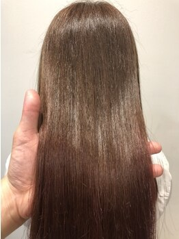 プログレス 龍ヶ崎店(PROGRESS by ヂェムクローバーヘアー)の写真/話題の最高級酸熱トリートメントサブリミック◇年齢による髪のお悩みやダメージ毛にしっかりアプローチ♪