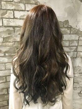 ヘアーサロン オルト(hair salon ort)の写真/艶と柔らかな質感を叶えるイルミナカラーで褒められスタイルへ★トレンド×季節感のあるカラーを楽しんで♪