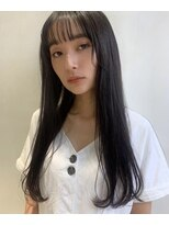 アピッシュ オモテサンドウ(apish omotesando)小顔ワンカールパーマ☆mayu