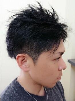 ヘアサロン スリーク(Hair Salon Sleek)の写真/汗や皮脂による頭皮のベタつき・気になるニオイに効果的!!【カット+ブリーズベール¥5400】で爽やかヘアに!!