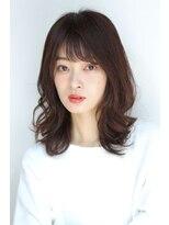 ヘアーメイク リアン 新田辺店(Hair Make REAN)◆REAN 京田辺/新田辺◆毛先パーマのゆるふわミディ