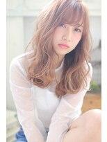 ジーナフクオカ(Zina FUKUOKA)☆Zina☆ふわ揺れシナモンピンク♪