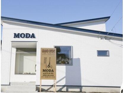 モダ サロンドコワフュール(MODA salon de coiffure)の写真