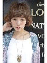 """バルーンヘアー(BALLOON HAIR)BALLOONHAIR """"Sun Light"""" Collection BOB"""