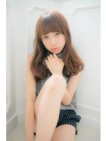 ヘアサロン アリス(hair salon Alice)ふんわりAラインカール