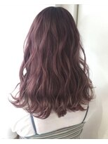 アディション 渋谷(ADITION)【ADITION渋谷】大人かわいいピンクカラー!