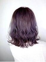 ソース ヘア アトリエ 京橋(Source hair atelier)【SOURCE】ネオヴァイオレット
