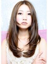 ミッシェルバイアフロート(Michelle by afloat)Michelle by afloat 小顔に見せるラウンドカーブカット☆