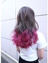 【Cogic】ピンクグラデーション